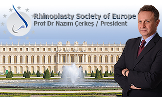 President of Rhinoplasty Society of Europe