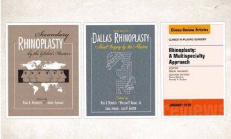 Dr. Cerkes Rhinoplasty Book Chapters