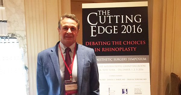 Cutting Edge 2016 New York Prof Dr NAzim Çerkeş